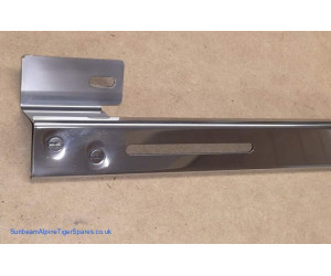Number plate bracket (stainless)