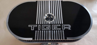 Aluminium filter assembly (Tiger)