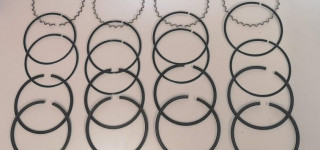 Piston Rings (+40 thou)