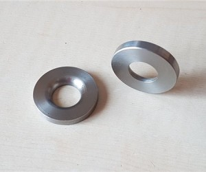 Upper fulcrum pin inner washers (pair)