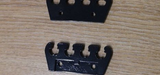 Tiger plug lead holders (pair)