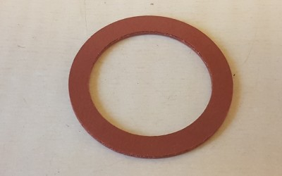 Small oil filter gasket