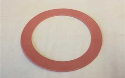 Large oil filter gasket