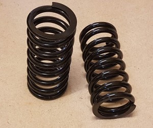 Front springs - up-rated Tiger (pair)