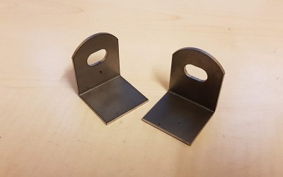 Exhaust hanger brackets (pair)