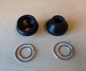 Upper ball joint boots (pair)