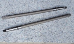 Uprated half-shafts (pair)